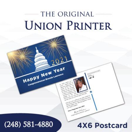 4x6 Postcard