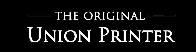 Original Union Printer