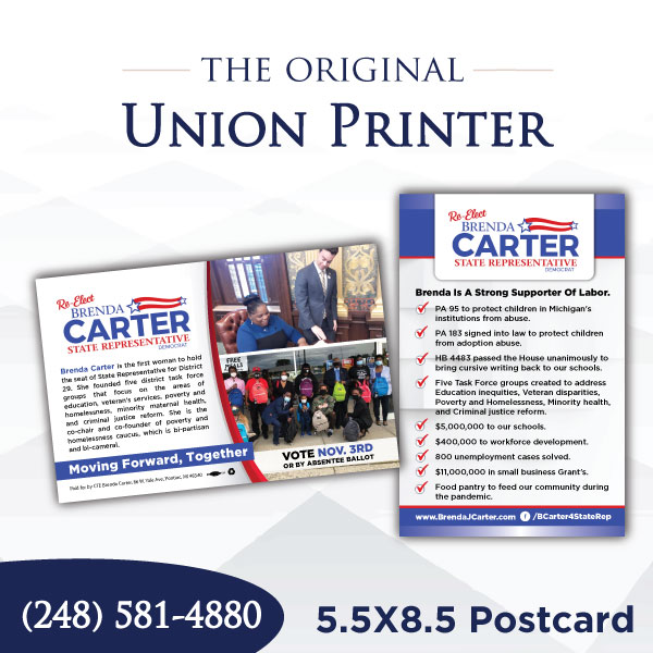 5.5x8.5 Postcards